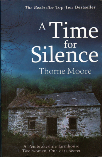 Thorne Moore signing A Time For Silence