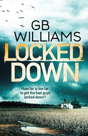 G.B. Williams signing Locked Down – EXPIRED