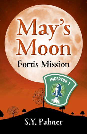 S.Y. Palmer signing May's Moon