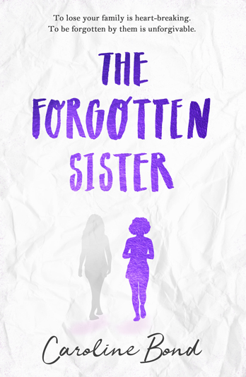 Caroline Bond signing The Forgotten Sister – EXPIRED
