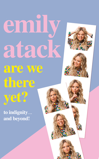 Emily Atack: Talk Thirty To Me – Newcastle