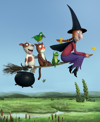 Room on the Broom and The Highway Rat – POSTPONED