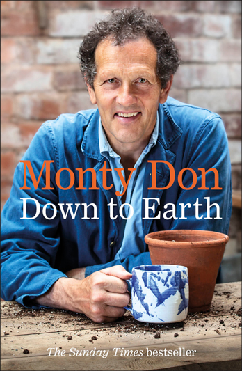 Monty Don at BBC Gardeners' World Live 2019- EXPIRED