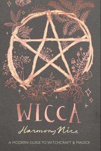 Harmony Nice signing Wicca – Expired