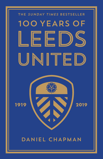 Book Signing with Daniel Chapman signing 100 Years of Leeds United