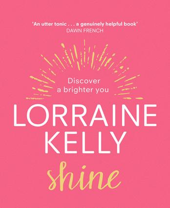 Lorraine Kelly signing Shine – Glasgow EXPIRED
