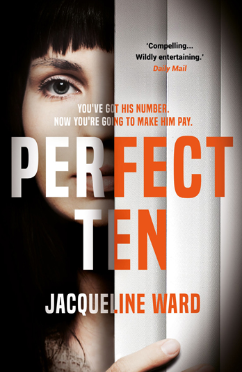 Jacqueline Ward signing Perfect Ten – EXPIRED
