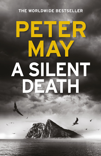 Come and Meet Peter May Signing: A Silent Death PERTH EXPIRED