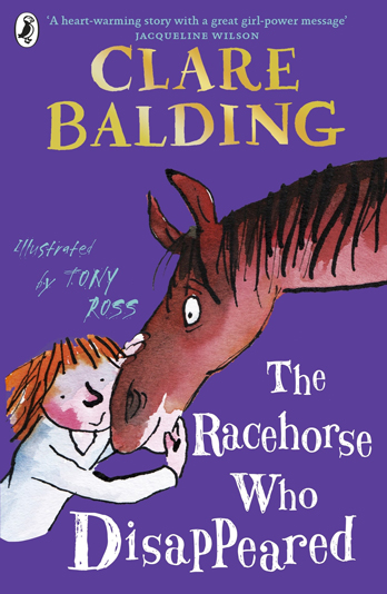 Clare Balding signing The Racehorse Who Wouldn't Gallop and The Racehorse Who Disappeared @ DogFest South – EXPIRED