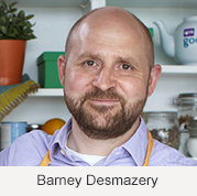 Barney Desmazery