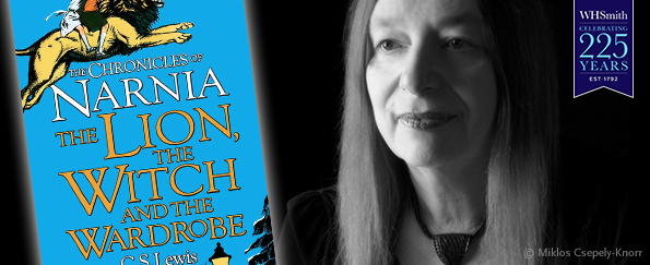 Alison Weir: Every Child Should Read The Lion, The Witch and the Wardrobe
