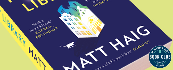 Richard & Judy Introduce The Midnight Library by Matt Haig