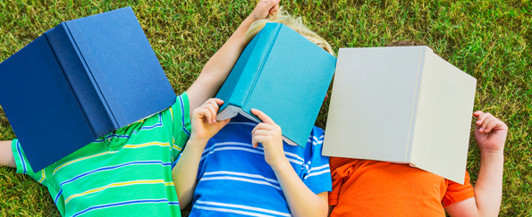 10 Books to entertain your children this summer