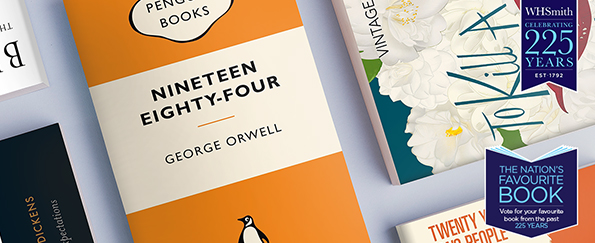 20 Best-Loved Novels of the Last 225 Years