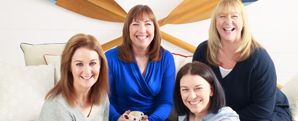 Exclusive Interview! The Yorkshire Rows on Four Mums in a Boat