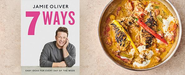 Jamie Oliver: My kinda butter chicken