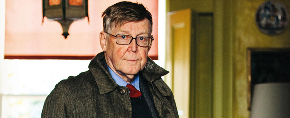 Read an Extract from Keeping On Keeping On by Alan Bennett