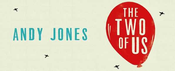 Andy Jones Reads an Exclusive Extract From The Two of Us