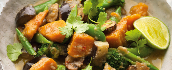 Bear Grylls: Thai Curry Recipe