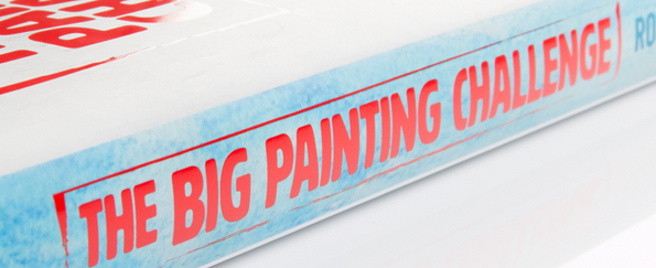 The Big Painting Challenge Guide Book: An Exclusive Preview