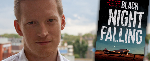 Exclusive! An Extra Chapter from Black Night Falling by Rod Reynolds