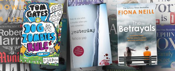 Books We're Loving this Month: September