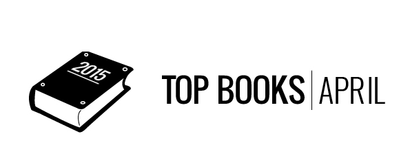 Top 10 New Books for April
