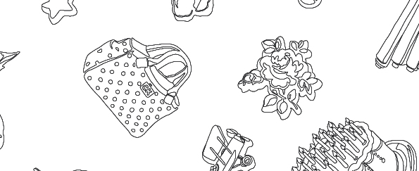 The Cath Kidston Colouring Book Free Pattern Download