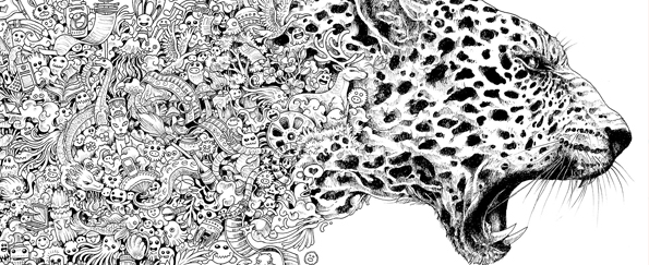 Challenge Yourself with These Extreme Advanced Colouring Books