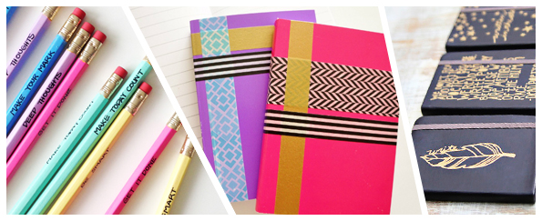 5 Ways to Customise Your Stationery This Summer