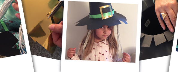 How to Make Your Own Witch's Hat for Halloween