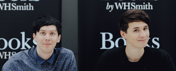 Dan and Phil Bristol Signing Event!