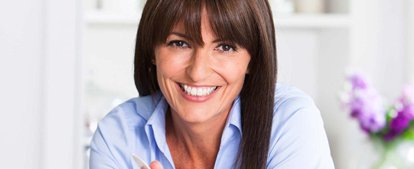 Davina McCall Tells us About the Sugar-Free Lifestyle