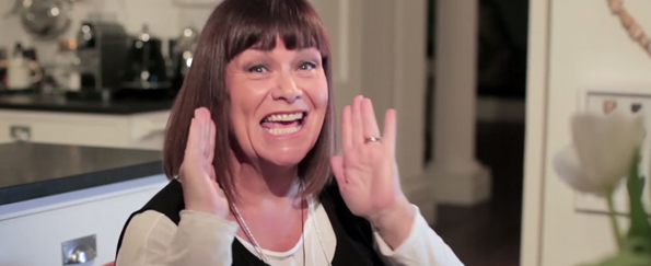 Dawn French Reveals Details of Her Next Book