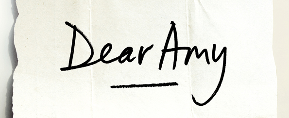 Read an Extract from Dear Amy by Helen Callaghan