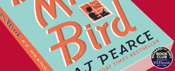 Richard And Judy Introduce Dear Mrs Bird by AJ Pearce