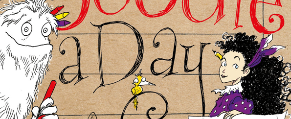 Chris Riddell's Doodle-a-Day Free Downloads