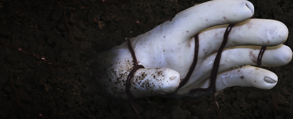 How to Make Your Own Edible Zombie Hand for Halloween