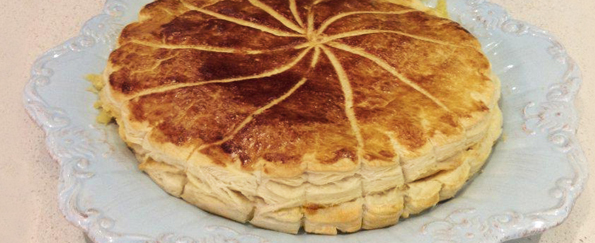 Emma Hannigan: Recipe for Warm Almond Tart