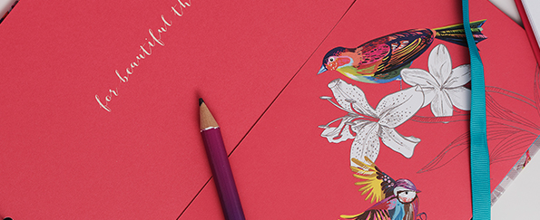 Enchanted Stationery to Put you Under a Spell