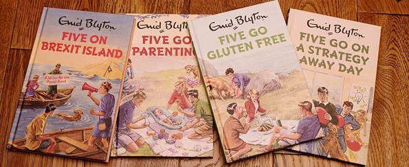 Our Favourite Quotes from the Famous Five for Grown-Ups Books
