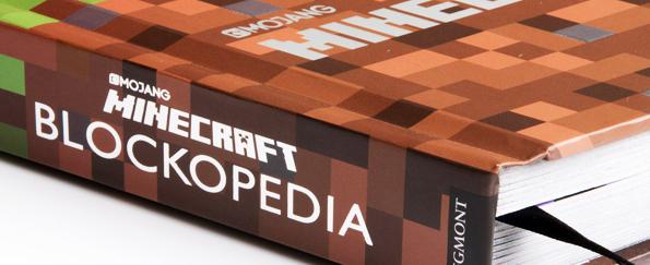 Exclusive Minecraft Blockopedia Preview