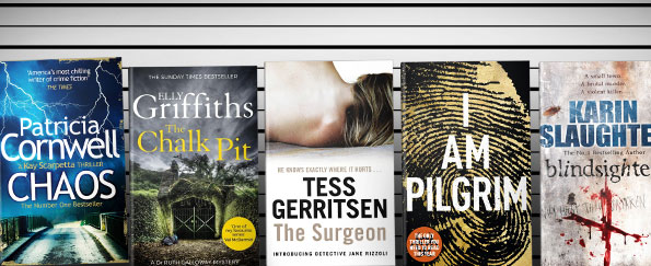 12 Forensic Crime Thrillers to Satisfy your Morbid Curiosity