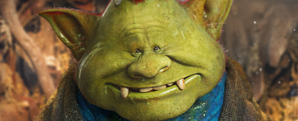 Timothy Small: An Interview on Fungus the Bogeyman