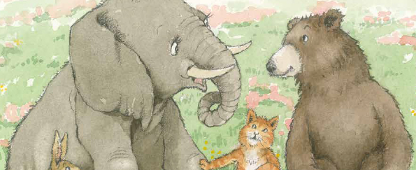 Julia Donaldson and Helen Oxenbury Discuss Illustrating The Giant Jumperee