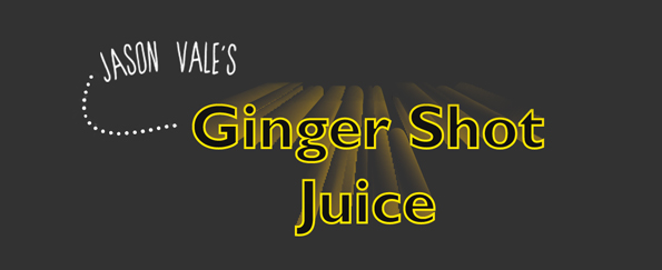 Jason Vale's Super Juice Me! Ginger Shot Juice Recipe