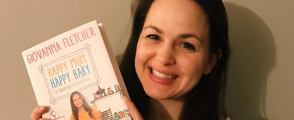 Giovanna Fletcher: An Exclusive Interview on Happy Mum, Happy Baby