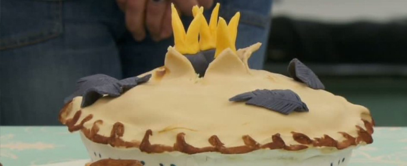 Great British Bake Off Showstoppers