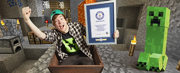 Guinness World Records™ 2017 Gamer's Edition: Our Top 5 Records