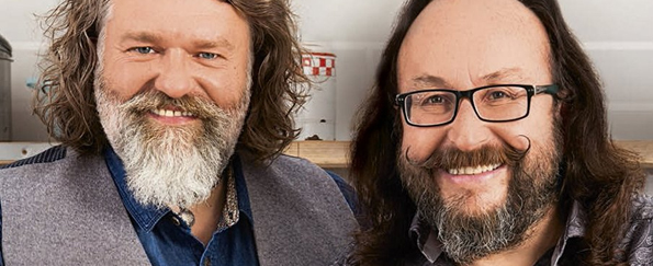 The Hairy Bikers Introduce Us to Their New Book - Meat Feasts